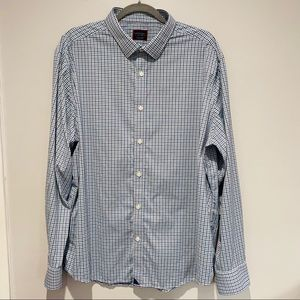UNTUCKit wrinkle free button up shirt XX Large